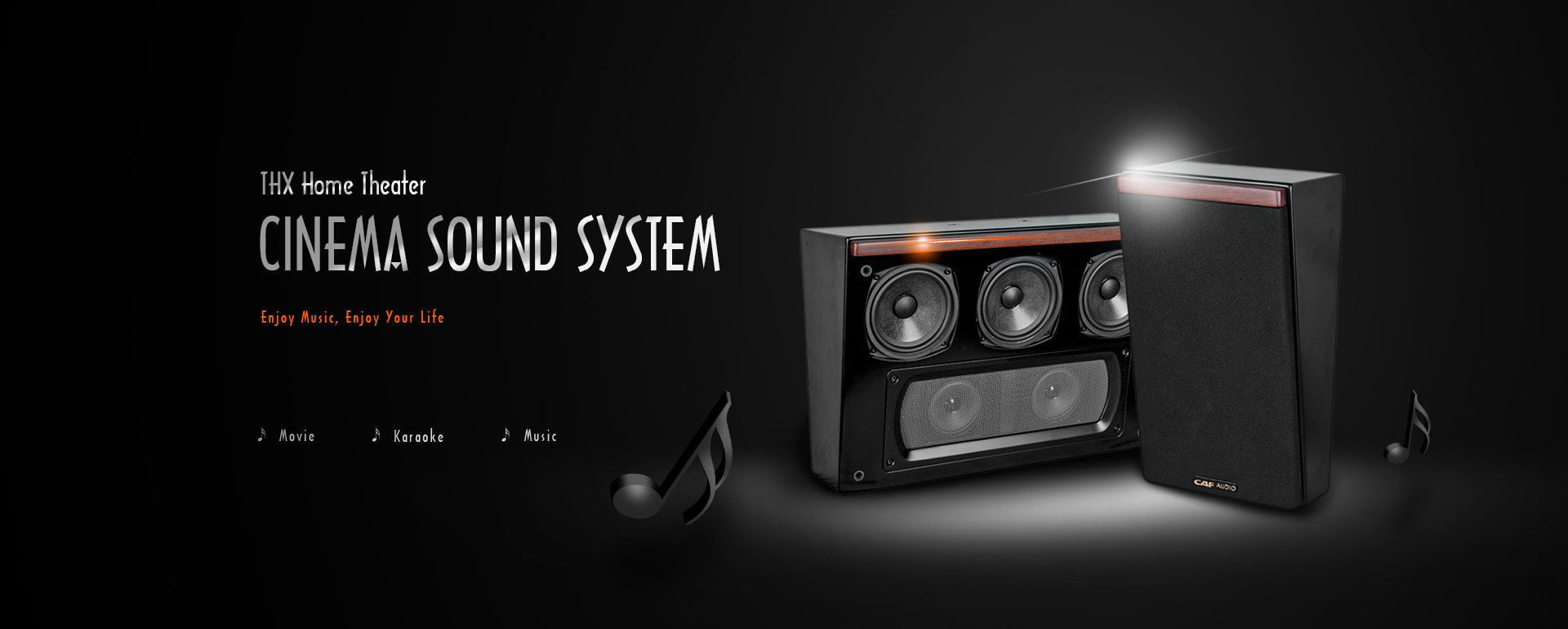 Cinema Sound System