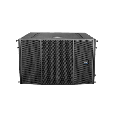 VR-L215 Passive line array bass speaker from China