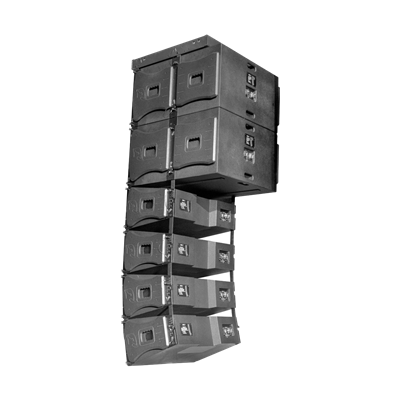 Hot sale passive line array bass speaker