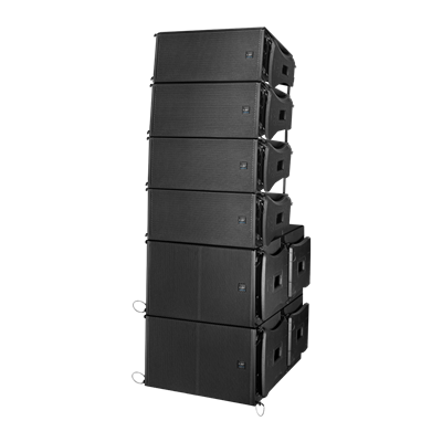 China passive line array speaker with reasonable price