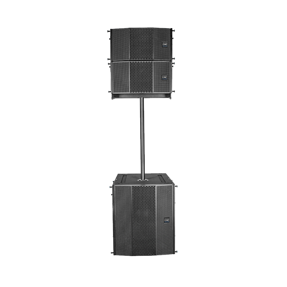 China hot sale passive line array speaker