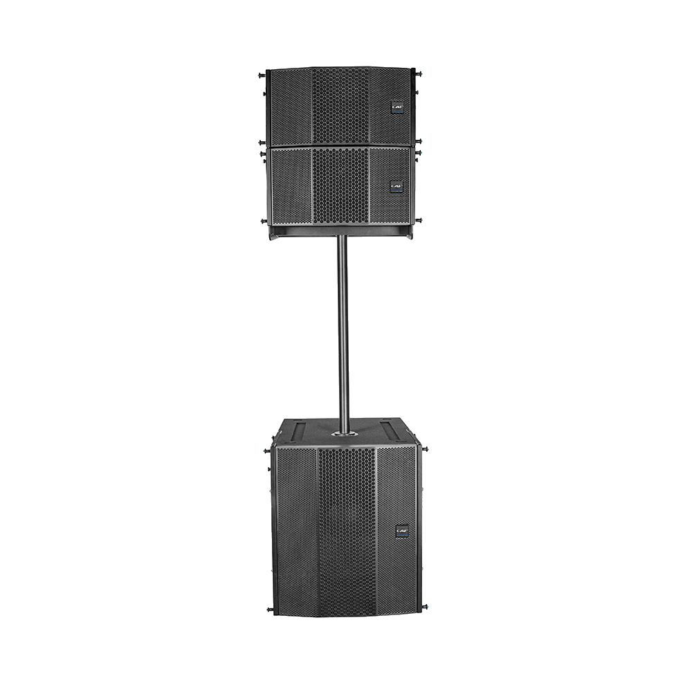 China hot sale passive line array speaker VS-110