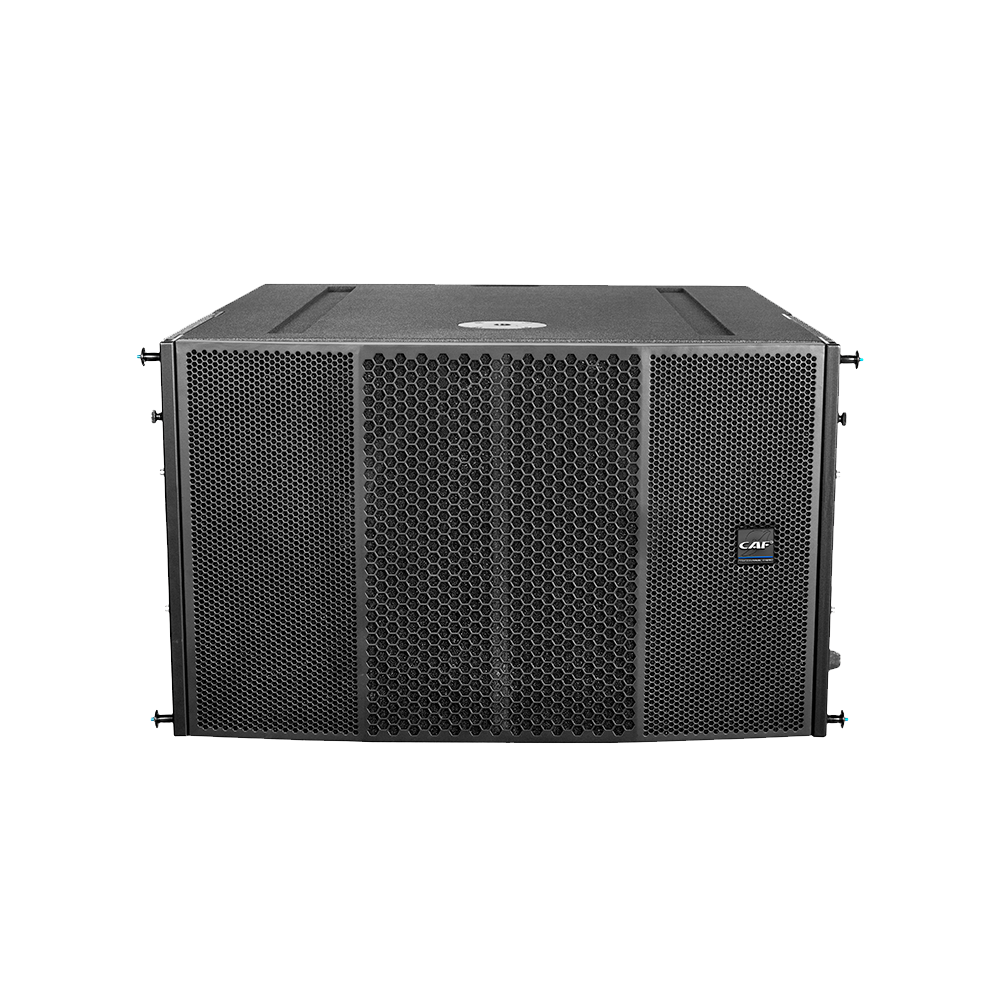 China high quality active line array bass speaker