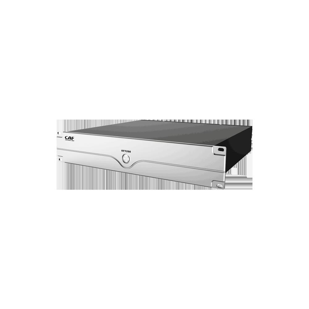 Reasonable price KF7200 seven-channel power amplifier