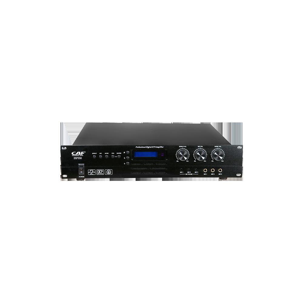 Hot sale DSP350 karaoke amplifier in china